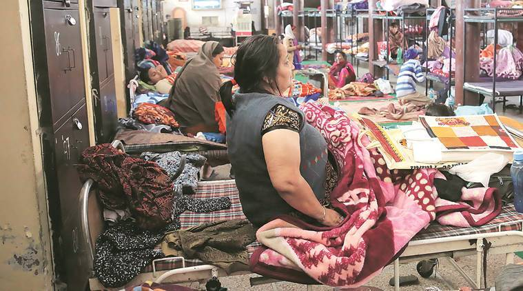 Visitors prefer gurdwara, vistors perfer gurdwara over sarai, PGI, chandigarh news, Indian Express