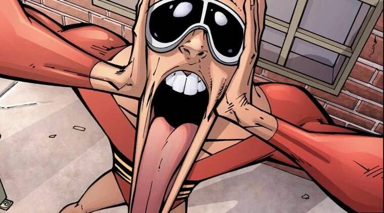 Plastic Man movie in the works at DC