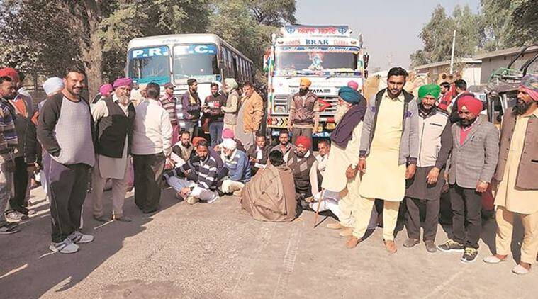 In run-up to Punjab panchayat polls, Congress groups at loggerheads in villages