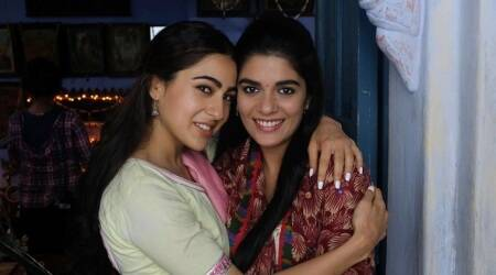 pooja gor and sara ali khan