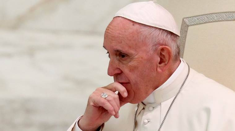 Pope to priestly sex abusers: Turn yourselves in