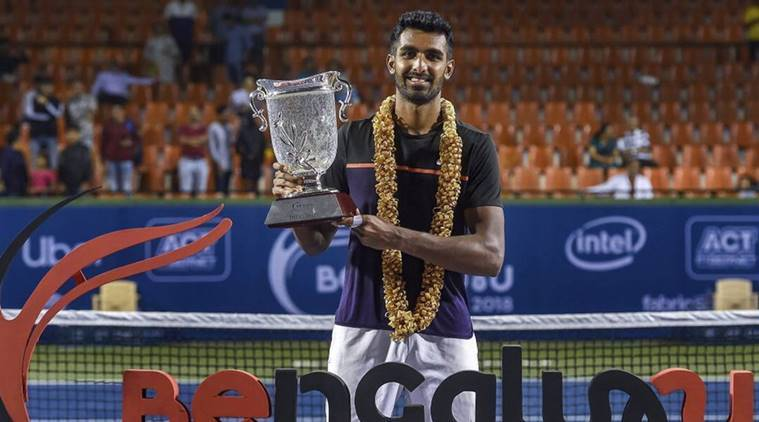 Australian Open 2019 Prajnesh Gunneswaran Makes It To Main Draw