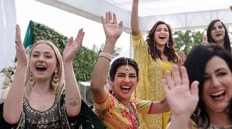 parineeti chopra on priyanka chopra wedding with nick jonas