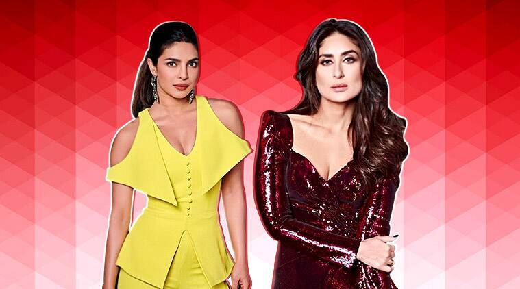 koffee with karan, kareena kapoor khan, priyanka chopra, kareena kapoor koffee with karan, priyanka chopra koffee with karan, indian express, indian express news
