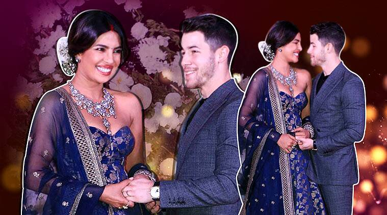 Stunning Pictures From Priyanka & Nick's Mumbai Reception Red Carpet!