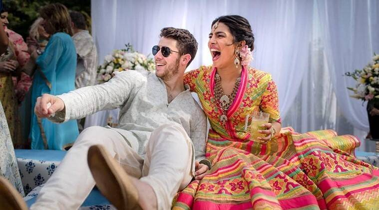 priyanka and nick jonas christian wedding photos
