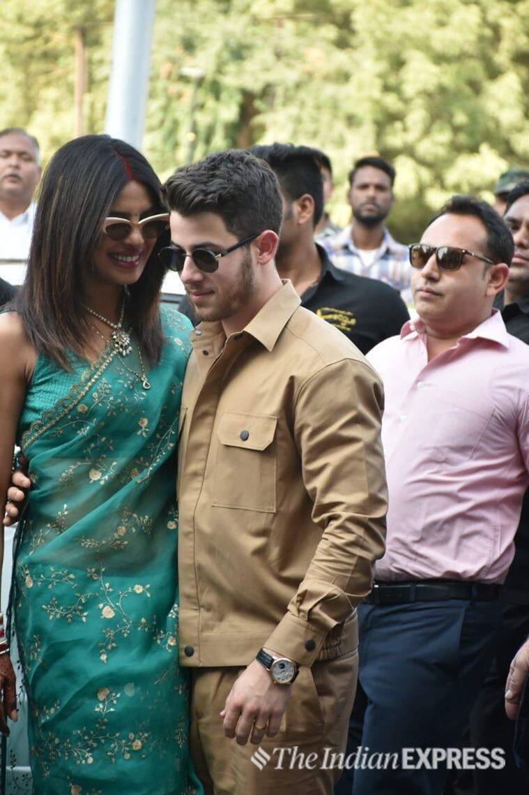 priyanka nick photos in jodhpur