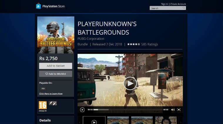 PUBG available on PlayStation 4: Basic requirements, maps