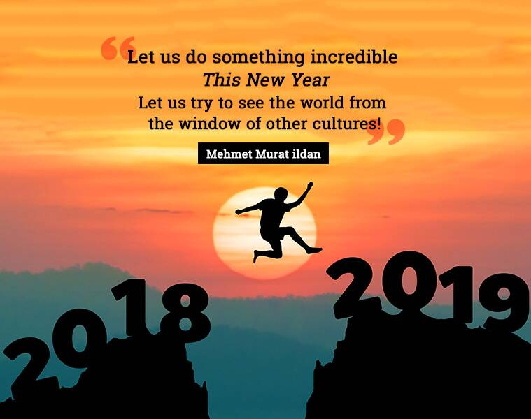 Happy New Year 2019 Resolution Quotes u0026 Ideas: 10 New Yearu0027s