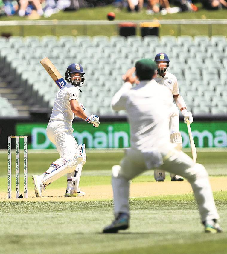 India vs Australia: Daylight between Pujara and rest on Day 1