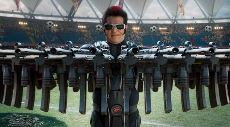 2.0 box office collection Day 5