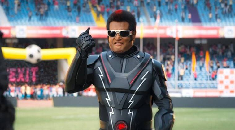 2.0 box office collection Day 4: Rajinikanth film to show further growth