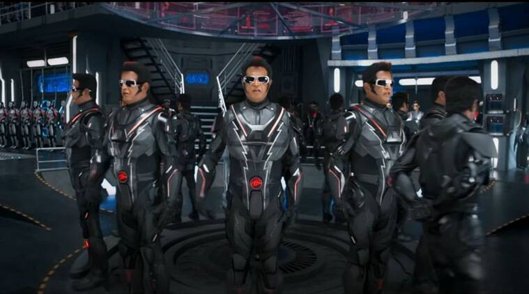 '2.0' crosses the Rs 300 crore mark, Hindi version leads