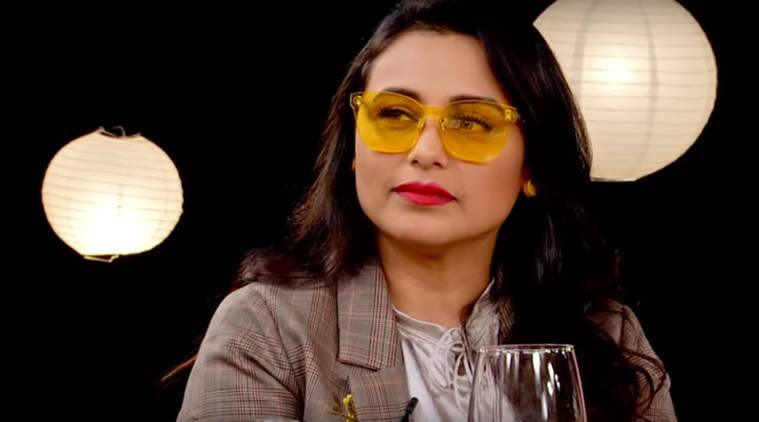Rani Mukerji And The Worst Advice To End The Year Of Metoo  Entertainment News,The -1445
