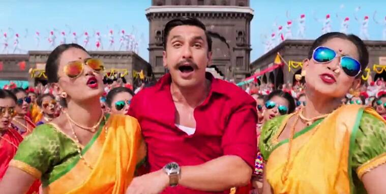 Image result for simmba title track