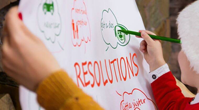 family resolutions new year