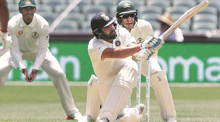 India vs Australia: Despite the brain fade, Rohit Sharma should be persisted with