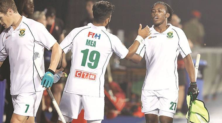 Hockey World Cup 2018: How boys from townships made it to South Africa's 'white-man' sport