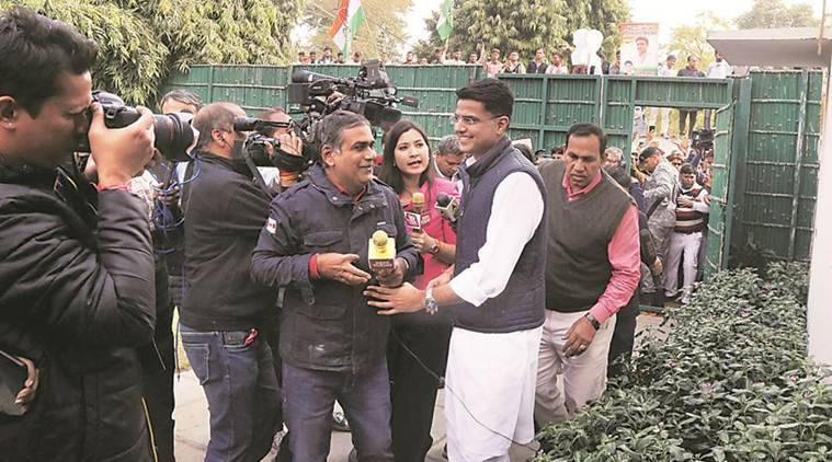 Rajasthan assembly elections 2018 sachin pilot interview