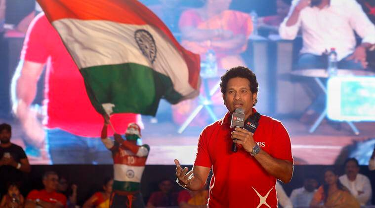 Sachin Tendulkar bats for India becoming a sports-playing nation