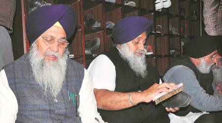 Sukhbir Singh Badal, Budget 2019, scheme for farmers in budget 2019, Shiromani Akali Dal, Harcharan Bains, Punjab news, Indian Express