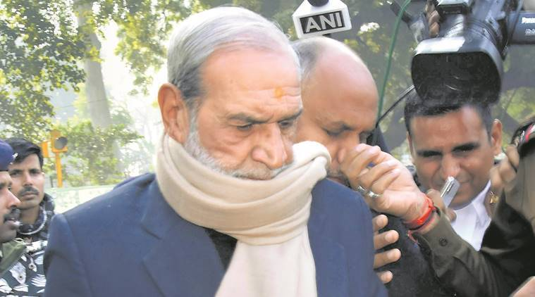 1984 anti-Sikh riots: Sajjan Kumar seeks time till Jan 30 to surrender
