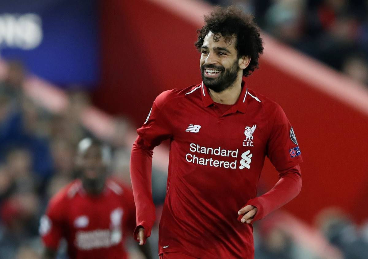 Liverpool Vs Manchester United Highlights Liverpool Beat Manchester United 3 1 Go Top Of The Table Sports News The Indian Express