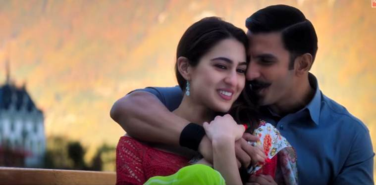 simmba movie images