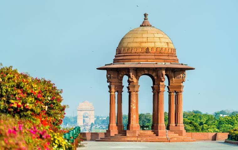 Secretariat Building, Secretariat Building New Delhi, New Delhi