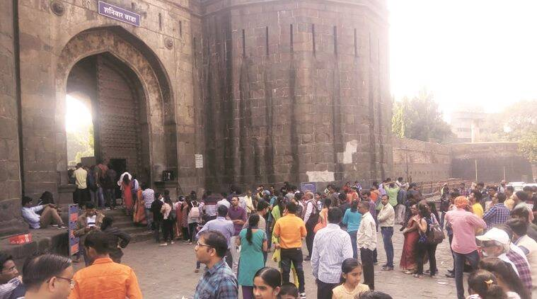 A visit to Shaniwar Wada: Lack of guides, neglect of monument irk visitors to palace of Peshwas