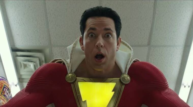 zachary levin on shazam being a part of dc universe