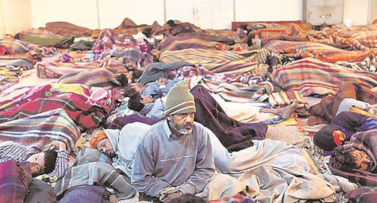 Gujarat HC notice to govt on PIL on inadequate night shelter homes for urban poor