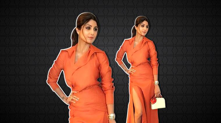 Shilpa Shetty, Shilpa Shetty fashion, Shilpa Shetty latest pics, Shilpa Shetty latest news, Shilpa Shetty updates, Shilpa Shetty style, Shilpa Shetty dress, celeb fashion, bollywood fashion, indian express, indian express news