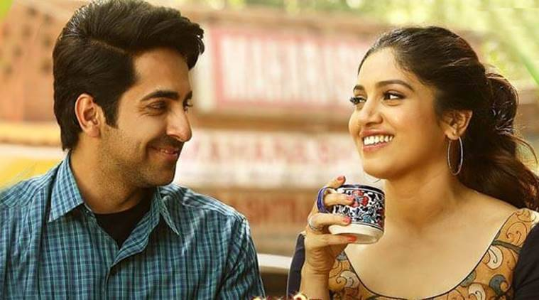 ayushmann khurrana and bhumi pednekar reunite for bala