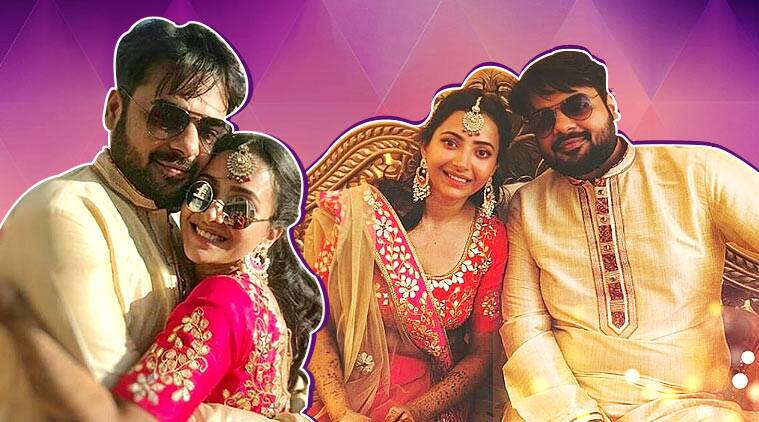 Shweta Basu Prasad, Shweta Basu Prasad Rohit Mittal, Shweta Basu Prasad wedding, Sabyasachi, Makdee actor Shweta Basu Prasad, Shweta Basu Prasad marriage, Shweta Basu Prasad Rohit Mittal wedding, Shweta Basu Prasad latest pictures, Shweta Basu Prasad latest news, Sabyasachi brides, Priyanka Chopra, Deepika Padukone, celeb fashion, bollywood fashion, indian express, indian express news