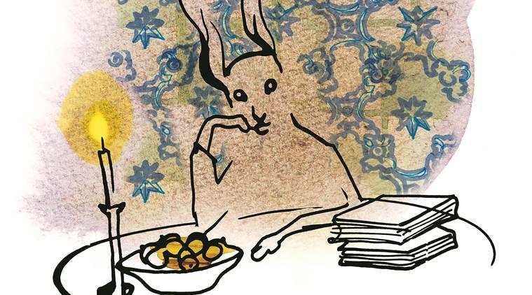 Siddharth Dhanvant sanghvi, siddharth Dhanvant sanghvi Novel, novel ofsiddharth Dhanvant sanghvi, new novel ofsiddharth Dhanvant sanghvi,siddharth Dhanvant sanghvi The Rabbit & The Squirrel,The Rabbit & The Squirrel bySiddharth Dhanvant sanghvi, Indian Exprerss