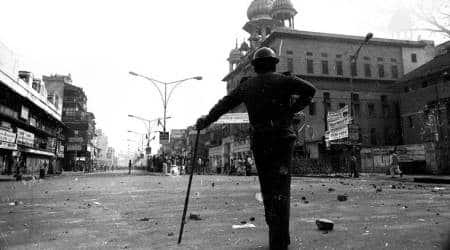 anti-sikh riot victims