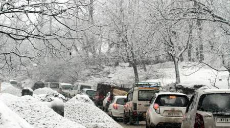 Kashmir reels under arctic conditions; many places record season's coldest night