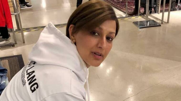 sonali bendre coming back to India
