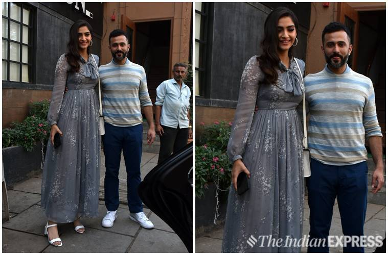 sonam kapoor, tarun tahiliani sonam kapoor tarun tahiliani, asian bridal show, asian bridal show birmingham, sonam kapoor fashion, sonam kapoor latest photo, sonam kapoor latest pics, sonam kapoor latest news, sonam kapoor updates, celeb fashion, bollywood fashion, indian express, indian express news