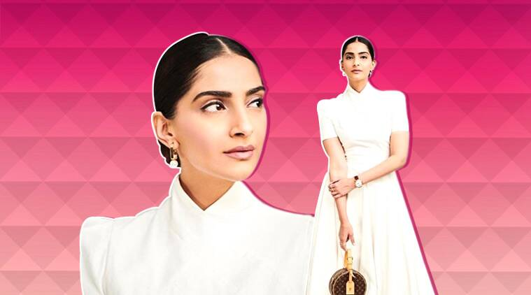 Sonam Kapoor redefines elegance in this stylish white outfit