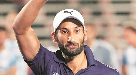Changing players over and over again had an impact: Sardar Singh