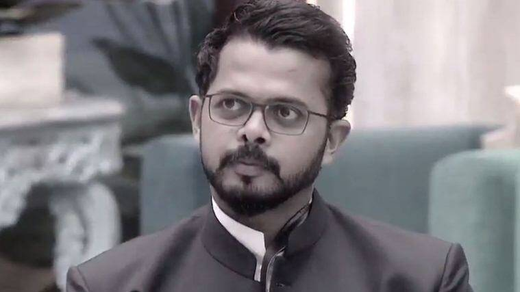 S Sreesanth: Prisoner of his past   Sports News,The Indian ...