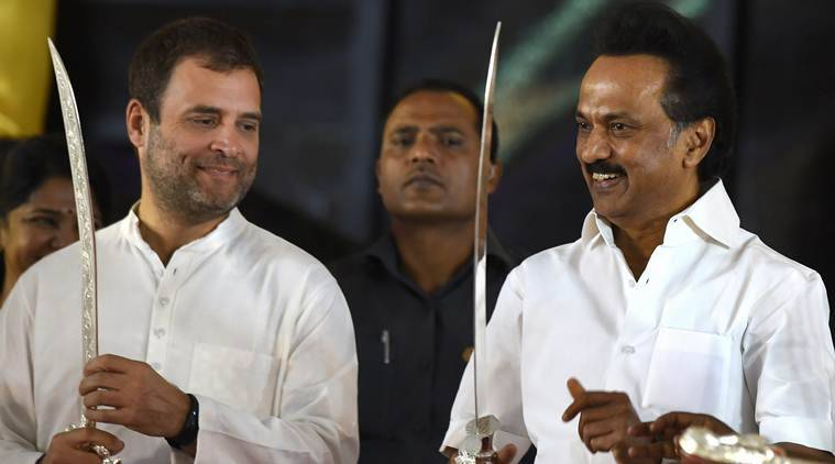 Congress, DMK set to announce grand alliance in Tamil Nadu