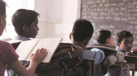 Delhi schools, delhi government schools, ambedkar pathshalas delhi, delhi government schools, delhi education, indian express, latest news