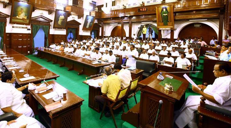 Tamil Nadu assembly passes resolution against Centre's Mekedatu nod