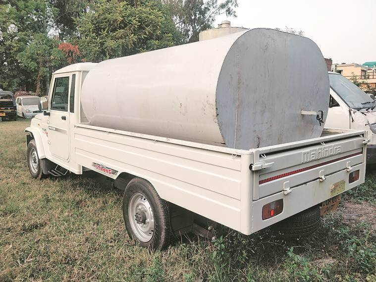 Chandigarh: Fuel smuggling racket busted, 2 held