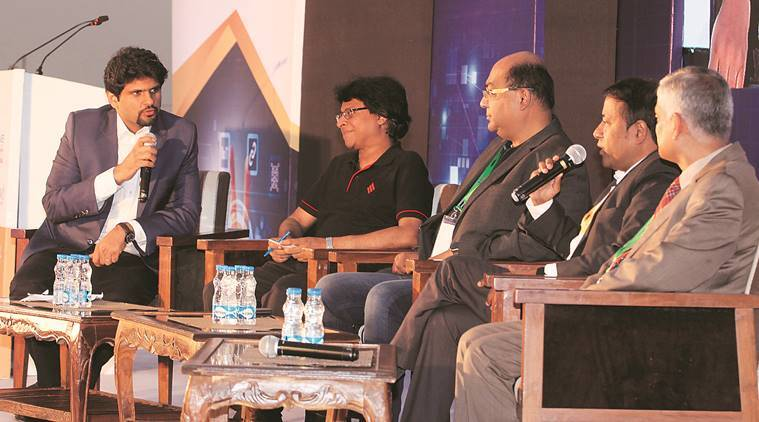 emerging tech conclave, tech conclave kolkata, tech conclave hackathon, python coding tech conclave, Express tech conclave, tech conclave indian express, indian express, latest news