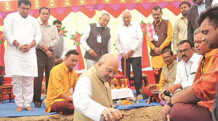 Gujarat: Covering entire Somnath temple in gold will restore its pride, says Amit Shah