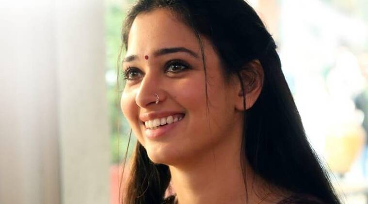 Tamannaah in that is mahalakshmi telugu queen